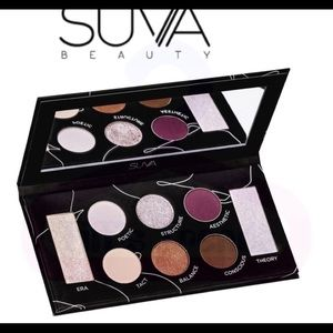 bd0760dfa New Pretty Vulgar Shimmering Swan Highlighter New Protege Suva Beauty  Palette NWT ...
